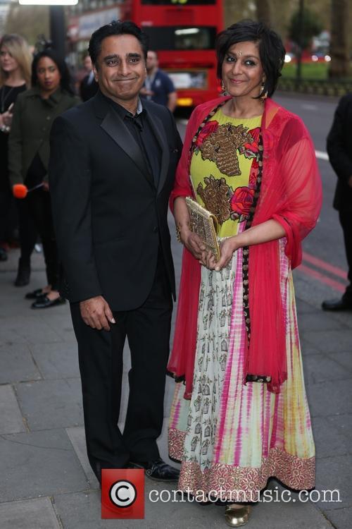 Sanjeev Bhaskar and Meera Syal 3