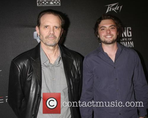 Michael Biehn and Son