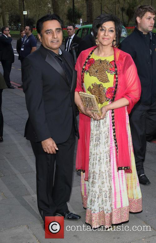 Sanjeev Bhaskar and Meera Syal 4