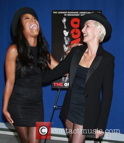 Brandy Norwood and Amra-faye Wright 7