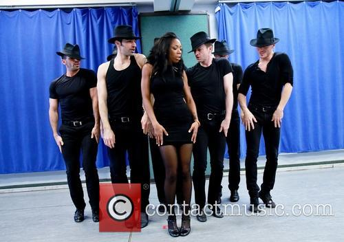 Brandy Norwood and Cast Members 1