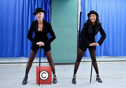 Amra-faye Wright and Brandy Norwood 2