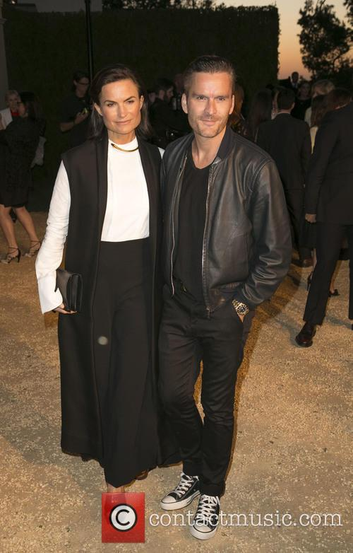 Rosetta Millington and Balthazar Getty 2