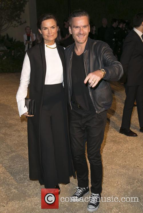 Rosetta Millington and Balthazar Getty 3