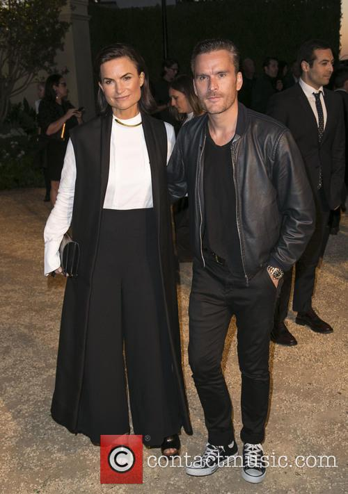 Rosetta Millington and Balthazar Getty 4