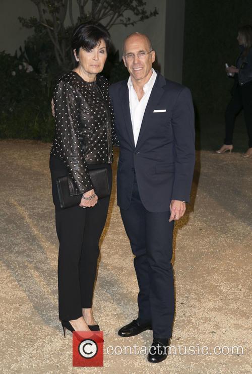 Marilyn Katzenberg and Jeffrey Katzenberg 2