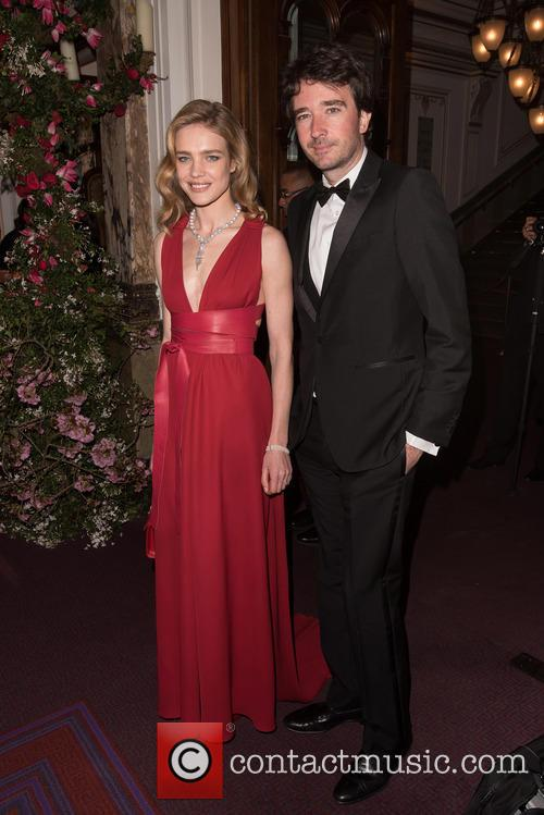 Natalia Vodianova and Antoine Arnault 2