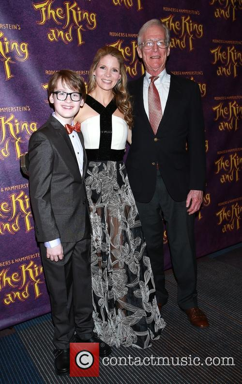 Jake Lucas, Kelli O'hara and Sandy Kennedy 3