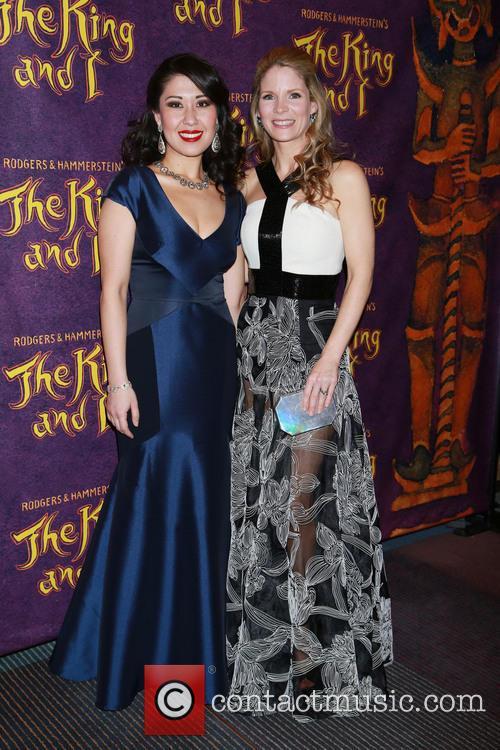 Ruthie Ann Miles and Kelli O'hara 2
