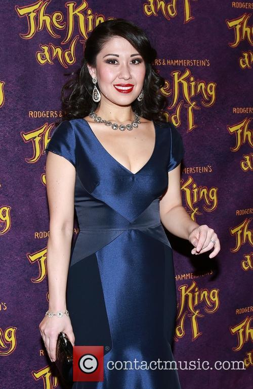 The King and I Opening Party Arrivals