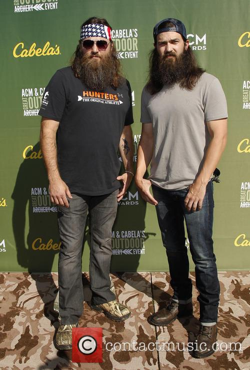 Willie Robertson and Jep Robertson 3
