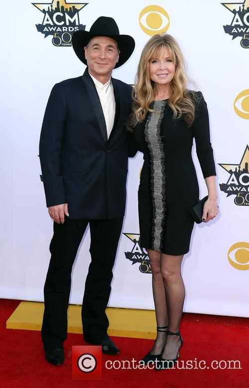 Clint Black and Lisa Hartman Black 1