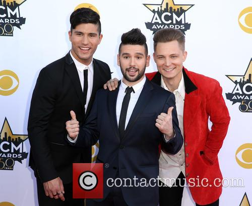 Dan + Shay and Frankie Ballard 2
