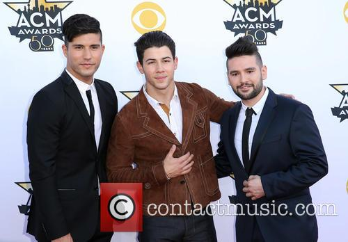 Dan + Shay and Nick Jonas 3