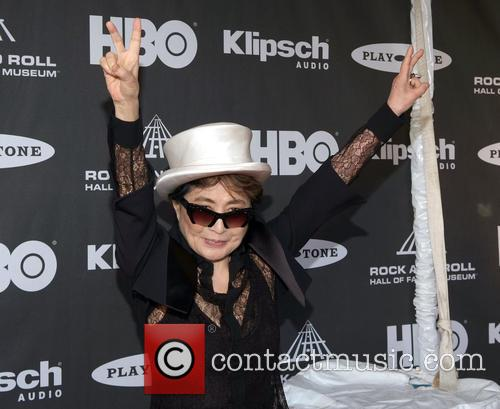 Yoko Ono Hospitalised With 'Flu-like' Symptoms