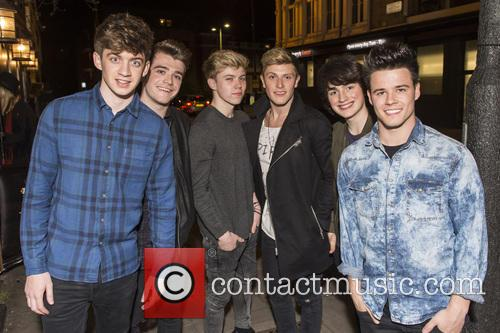 Cian Morrin, Ryan Mcloughlin, Josh Gray, Dean Gibbons, Brendan Murray and Dayl Cronin 3