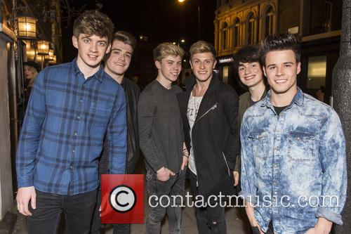Cian Morrin, Ryan Mcloughlin, Josh Gray, Dean Gibbons, Brendan Murray and Dayl Cronin 4