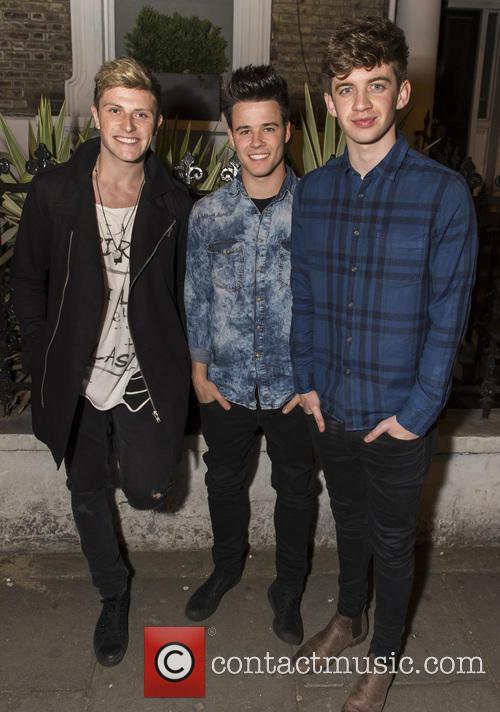 Dean Gibbons, Dayl Cronin and Cian Morrin 1