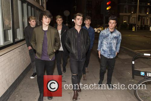 Josh Gray, Brendan Murray, Dean Gibbons, Ryan Mcloughlin, Cian Morrin and Dayl Cronin 6