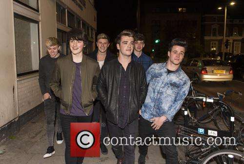 Josh Gray, Brendan Murray, Dean Gibbons, Ryan Mcloughlin, Cian Morrin and Dayl Cronin 7