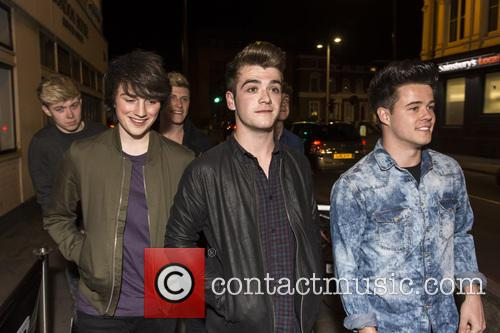 Josh Gray, Brendan Murray, Dean Gibbons, Ryan Mcloughlin, Cian Morrin and Dayl Cronin 8