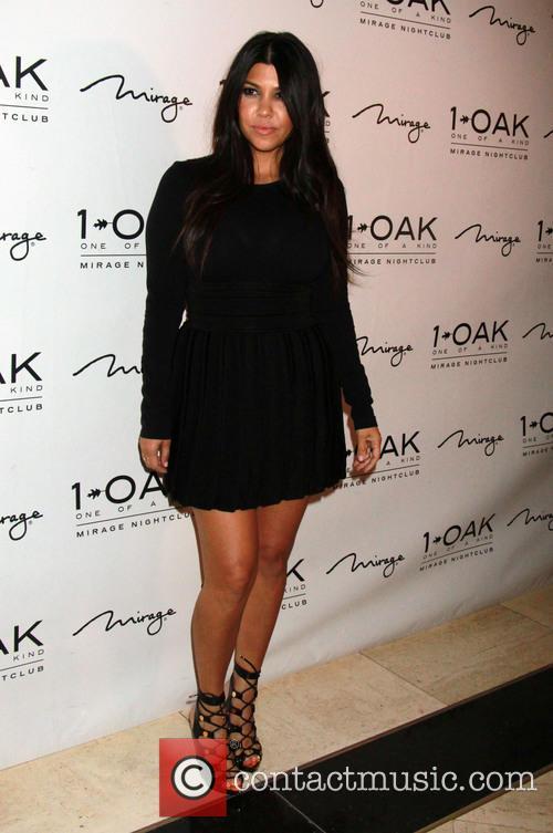 Kourtney Kardashian celebrates her birthday