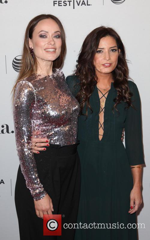 Olivia Wilde, Director and Reed Morano 6