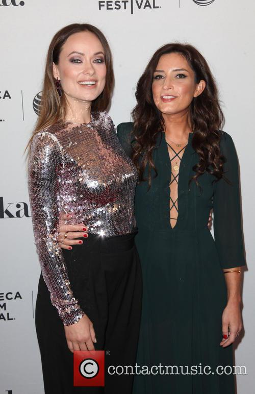Olivia Wilde, Director and Reed Morano 7