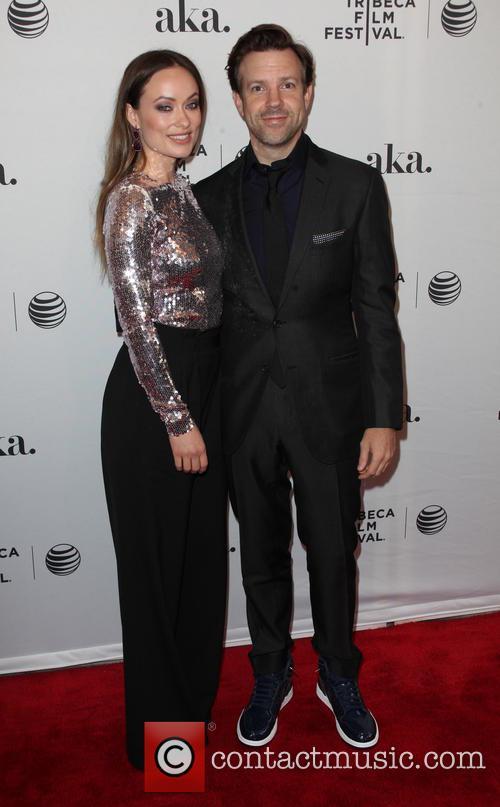 Olivia Wilde and Jason Sudeikis 4