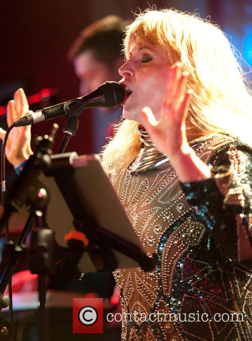 Toyah Willcox performs live