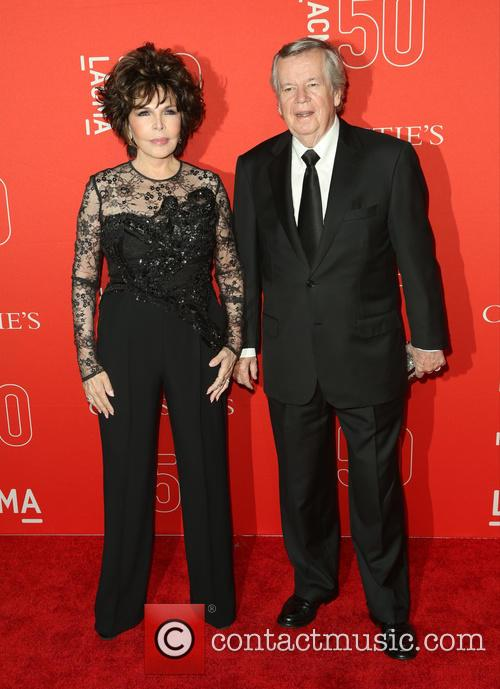 Carole Bayer Sager and Robert A. Daly 5