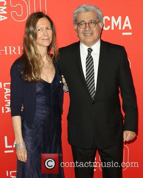 Jane Semel and Terry Semel 3