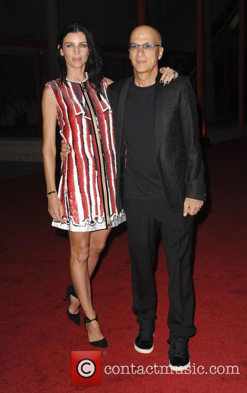 Jimmy Lovine and Liberty Ross 1