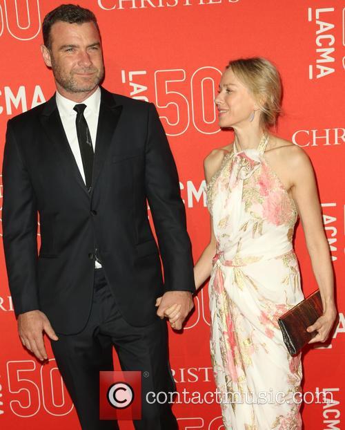 Liev Schreiber and Naomi Watts 4