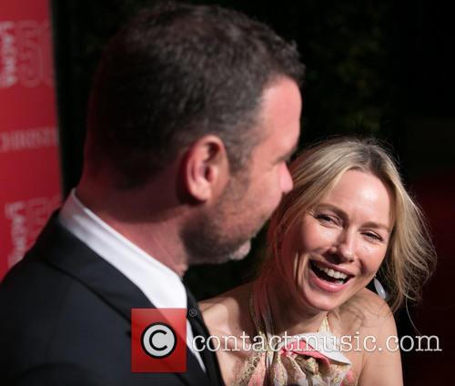 Liev Schreiber and Naomi Watts 6