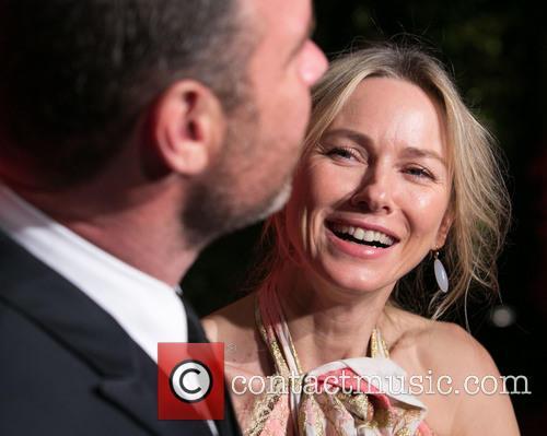 Liev Schreiber and Naomi Watts 1