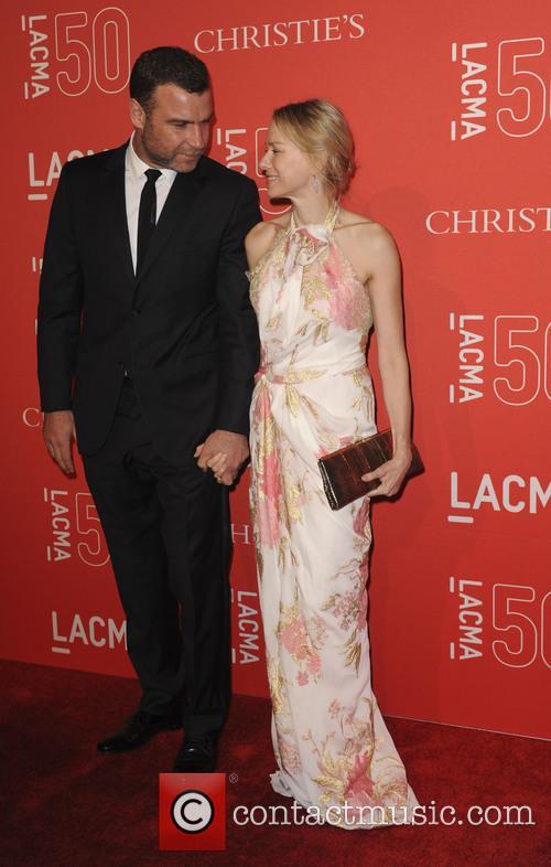 Live Schreiber and Naomi Watts 2