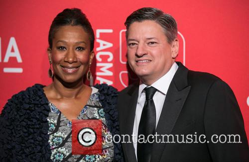 Avant and Ted Sarandos 1