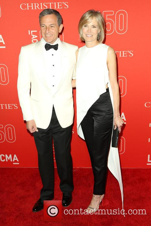 Robert Iger and Willow Bay 1