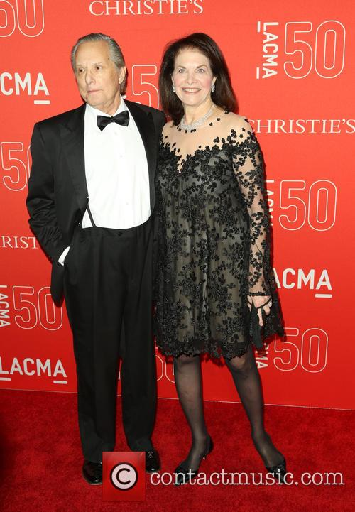 William Friedkin and Sherry Lansing 2