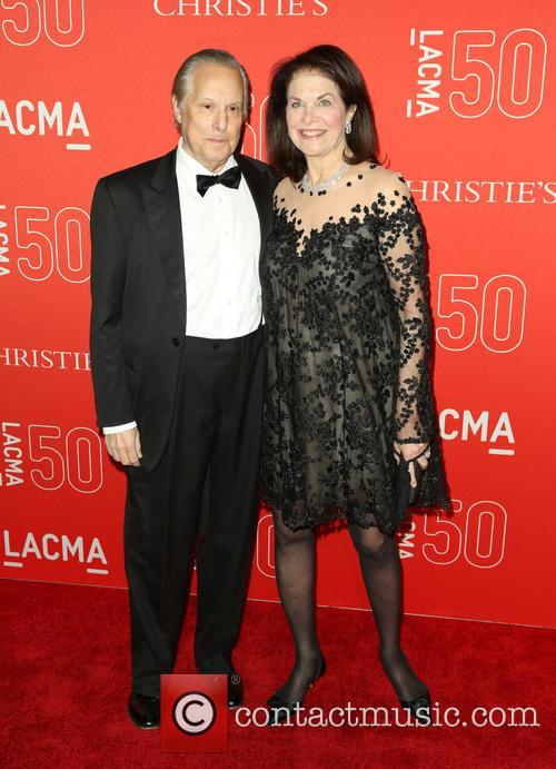 William Friedkin and Sherry Lansing 3