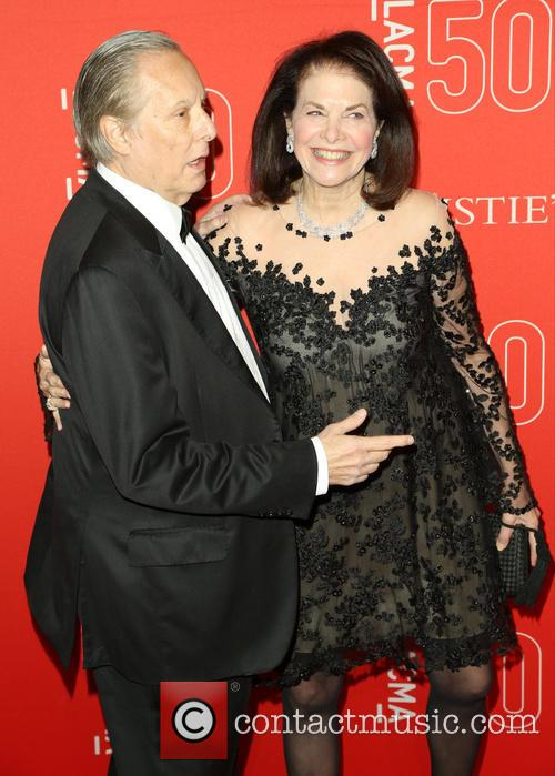 William Friedkin and Sherry Lansing 4