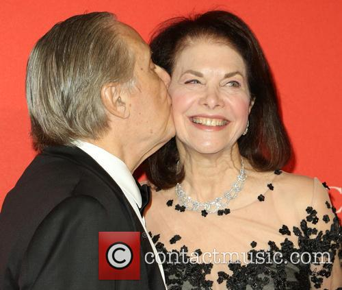 William Friedkin and Sherry Lansing 5
