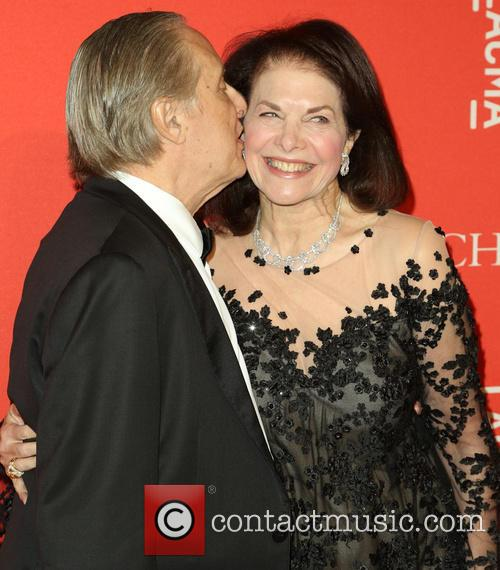 William Friedkin and Sherry Lansing 1