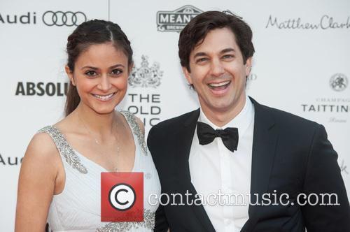Adam Garcia and Nathalia Chubin 1