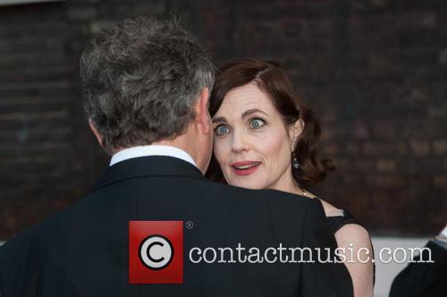 Hugh Bonneville and Elizabeth Mcgovern 5