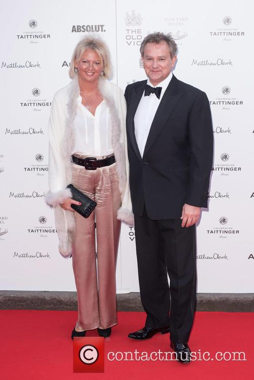Hugh Bonneville and Lulu Williams 2