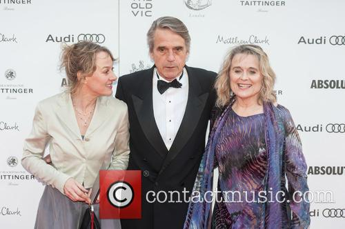 Niamh Cusack, Jeremy Irons and Sinead Cusack 1