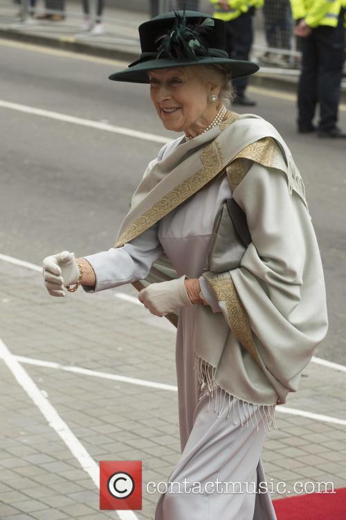 Hrh Princess Alexandra 4