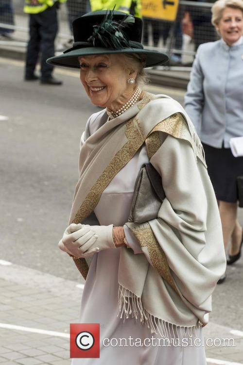 Hrh Princess Alexandra 1
